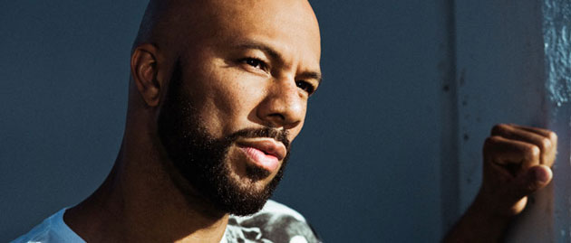 common rapper style. invited rapper Common into
