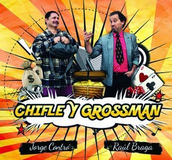 SITCOM: Chifle y Grossman (2013)