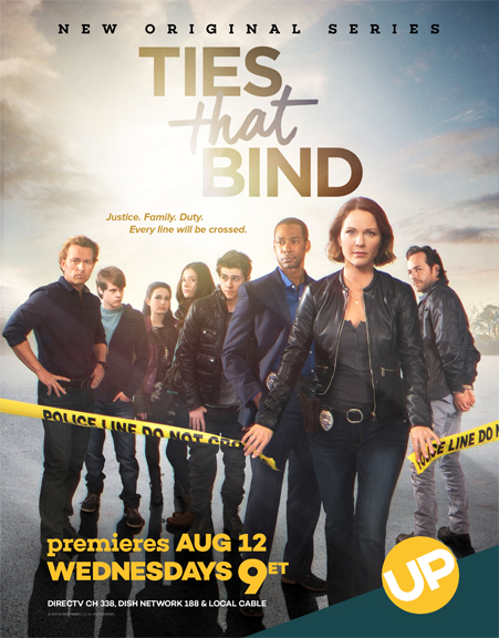 starring in ties that bind is actress kelli williams who christmas movie fans will know and love from the hallmark channel movie a boyfriend for - Christmas Movies On Directv