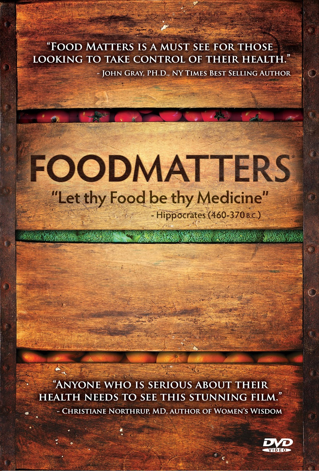 Храната е от значение / Food Matters (2008)