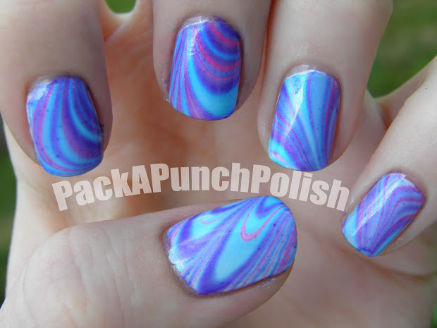 packapunchpolish blue pink