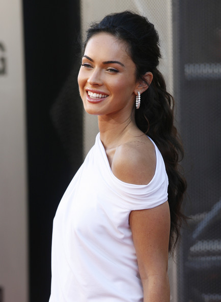Megan Fox Hairstyles Tutorial Photo Gallery Of Megan Fox