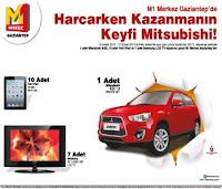 M1-Merkez-Gaziantep-AVM-Çekiliş-Kampanyası-M1-Merkez-Gaziantep-AVM-Mitsubishi-Çekiliş-Kampanyası