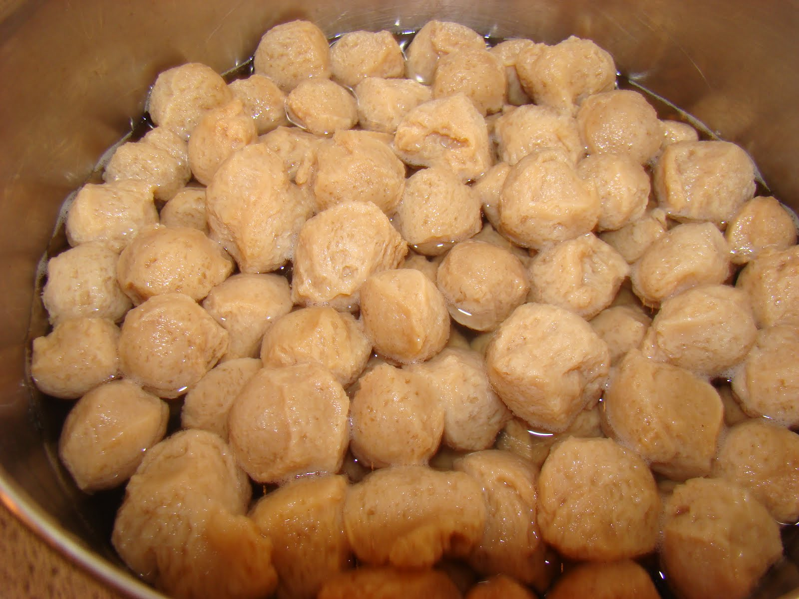 How To Make Soya Nuggets At Home