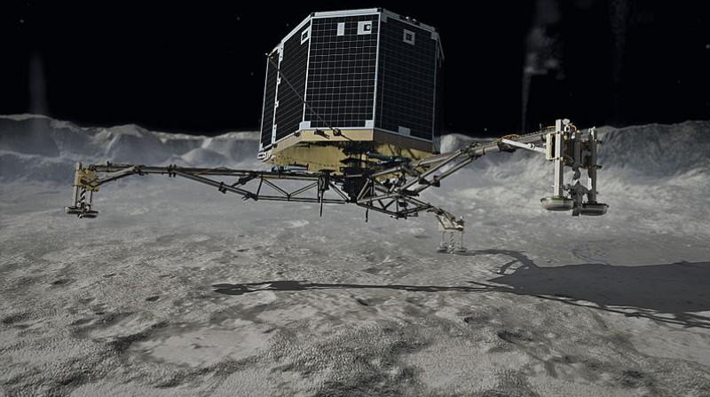 wahana antariksa philae