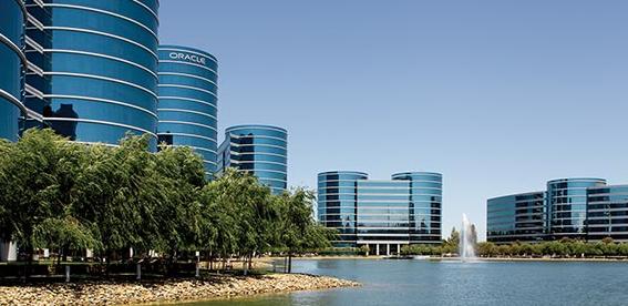 Perjalanan kisah sukses Oracle