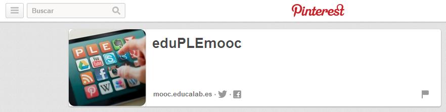 Pinterest eduPLEmooc