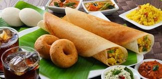 South Indian Cuisine Restaurants