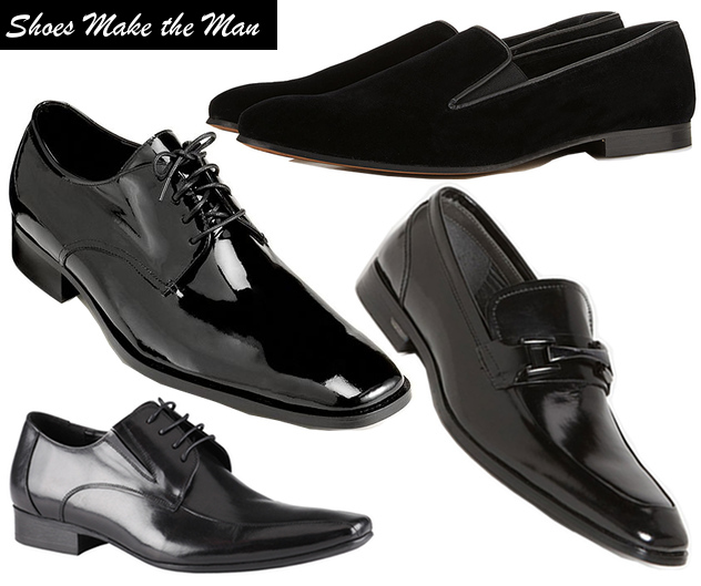 Guys Style Guide to Prom and More - Shoes Make the Man