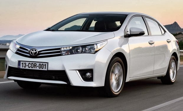 2015 Toyota Corolla Preview