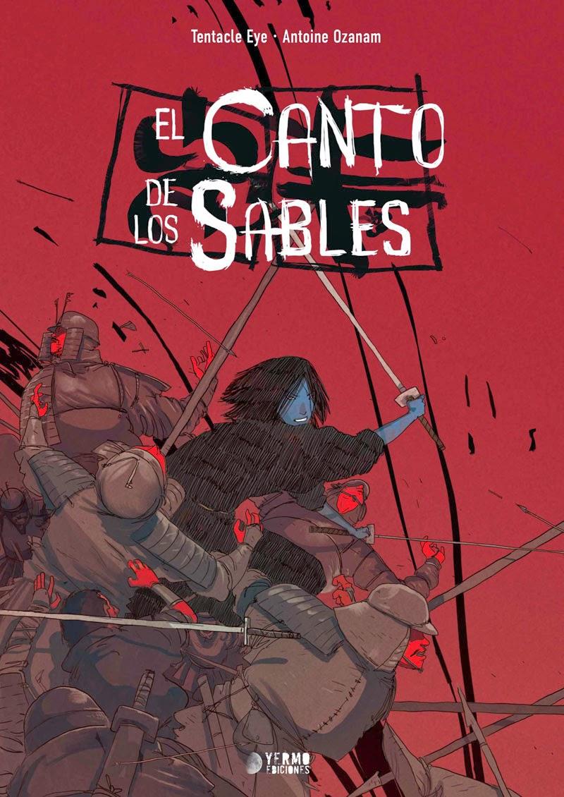 El-Canto-de-los-Sables comic