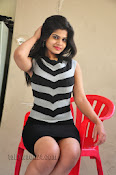 Alekhya Photos at Swiss Raja Press Meet-thumbnail-5