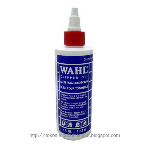 wahl clipper oil original