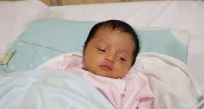Bayi Indonesia dengan A+ Para Bombay, Paling Langka di Dunia