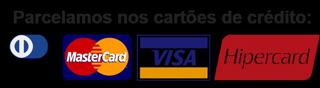 Visa - Master - Hipercard