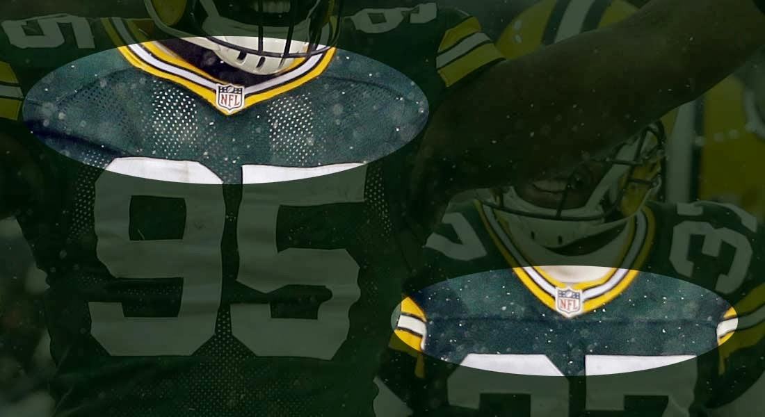 NFL Jerseys Wholesale - The Wearing Of the Green (and Gold): December 2013