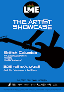 Local Talent Showcase: Landmark Events Showcase Festival 2015-April 4th, 2015