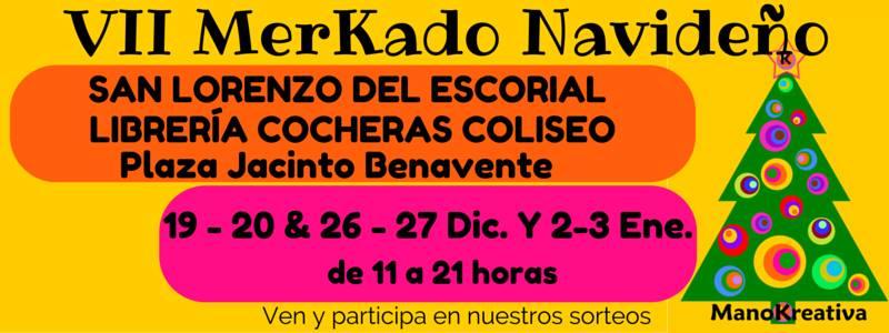 19-20 DICIEMBRE 2015-MANOKREATIVA-S.LORENZO DE EL ESCORIAL