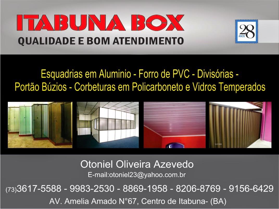 ITABUNA BOX