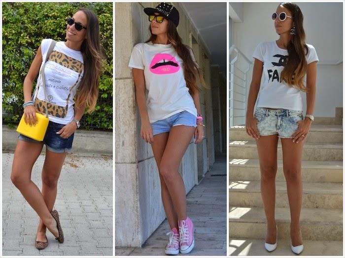 shorts streetstyle