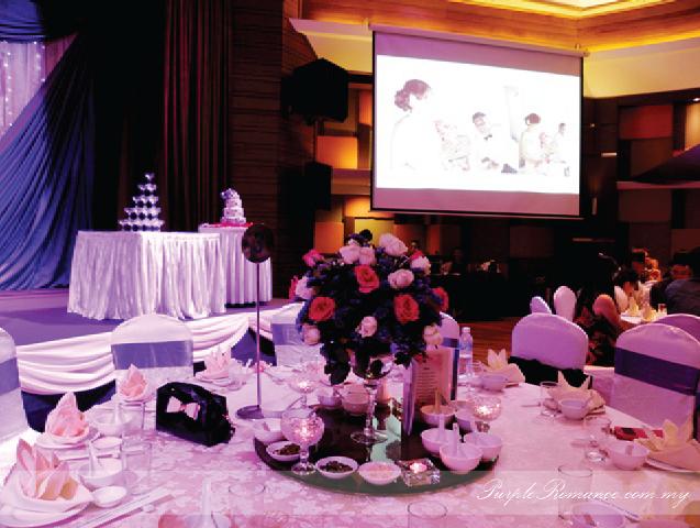 VIP Table Centerpiece Fresh Flower, Roses, Malaysia, Kuala lumpur, selangor, royal lake club, banquet hall
