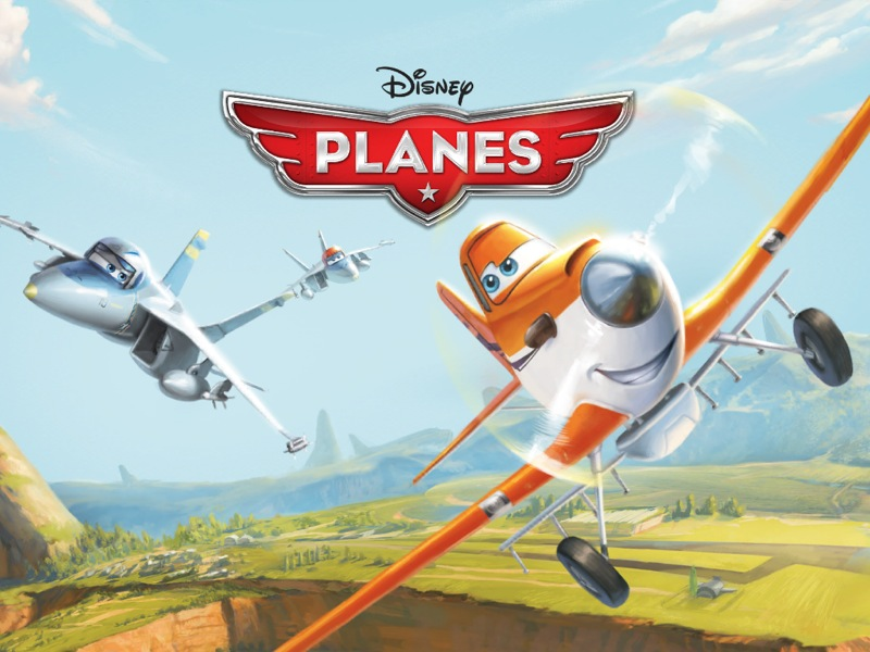 Disney Planes Dvd Cover Disney's planes is flying into