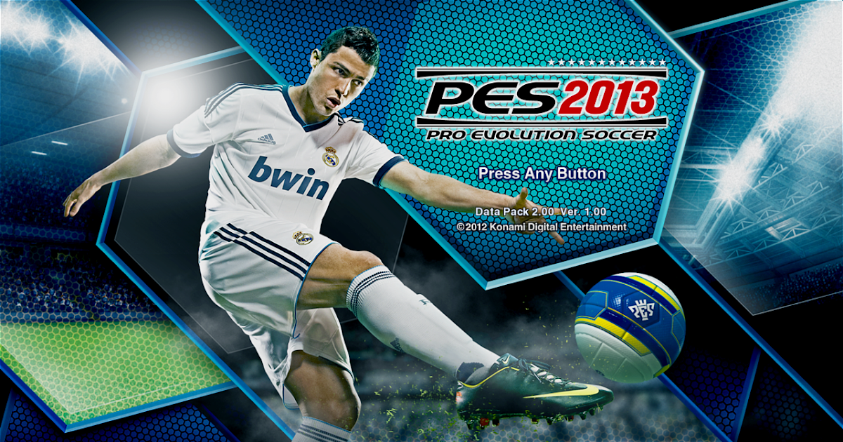 P patches pes 2013