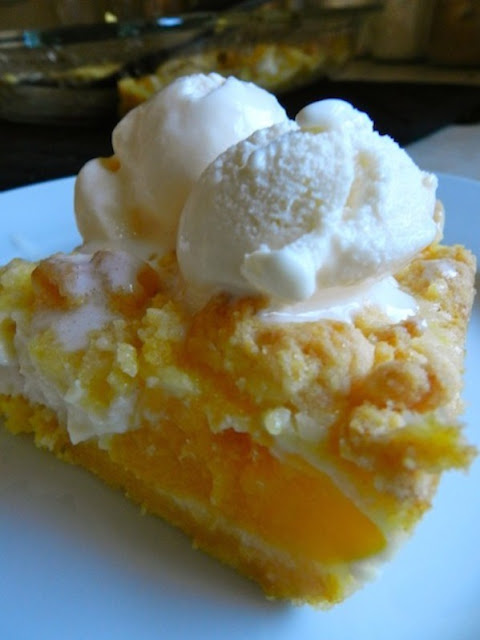 Peach Cobbler With Yellow Cake Mix