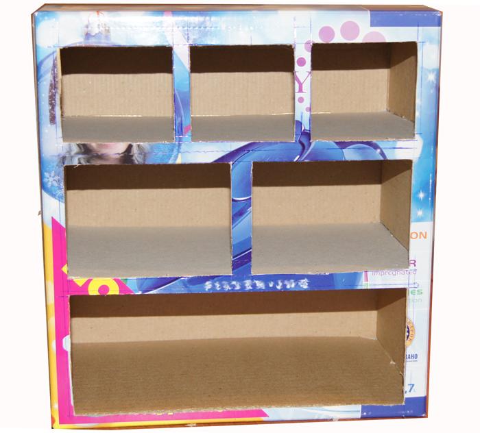 Как сделать комод из коробков
