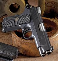 Wilson Combat .45 pistol
