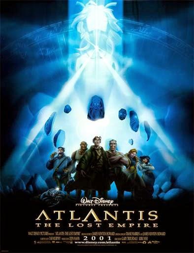 Ver Atlantis: El imperio perdido (2001) Online