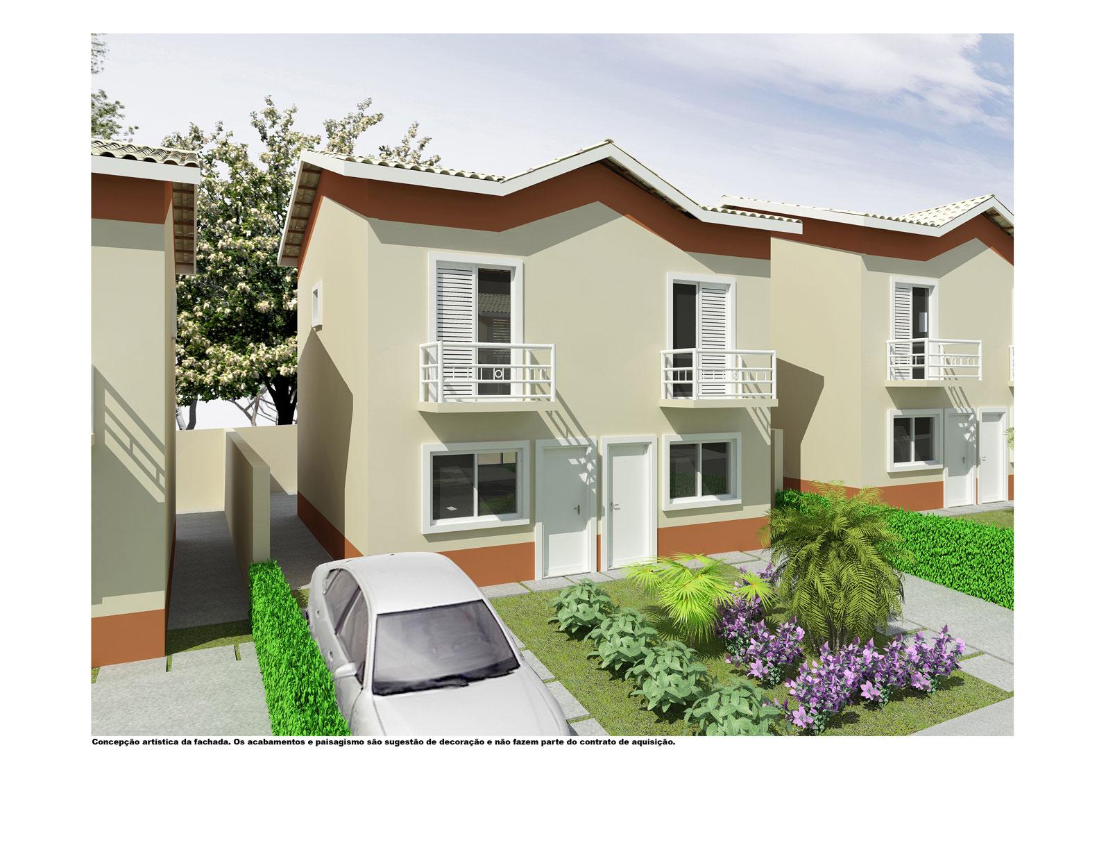 Fazemos todos os tipos de projeto 3d de casa images frompo for Casas 3d