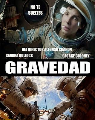 Gravedad (2013) [Dvdrip] [Latino] [1 link]