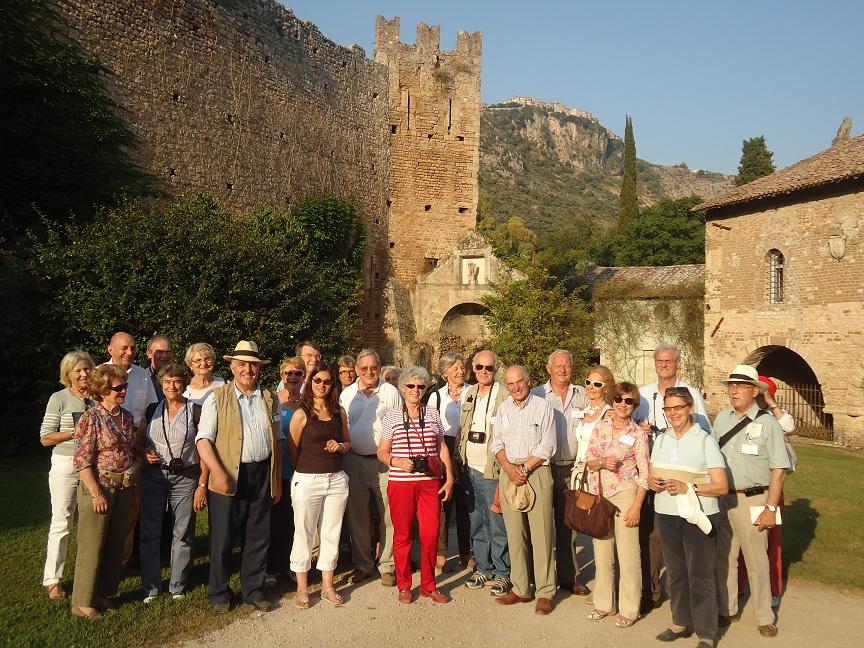 Hortibus voyage parcs et jardins de nomandie palais et for Voyage jardins anglais