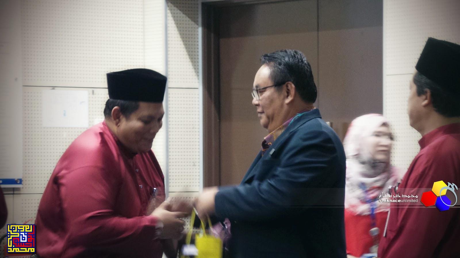 Perhimpunan bulanan JPN Johor Bil 7 2014