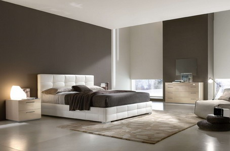 New home designs latest.: Homes modern bedrooms interior designs.