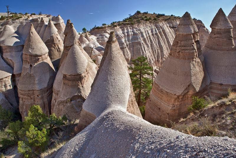 Kasha-Katuwe Tent Rocks National Monument, New Mexico