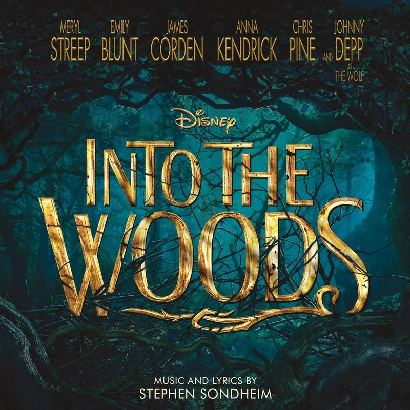 into the woods soundtracks