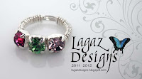 Spring Ring by Lagaz Designs