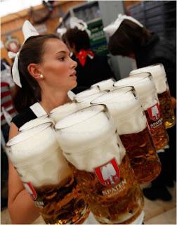 Fête de la bière: Munich