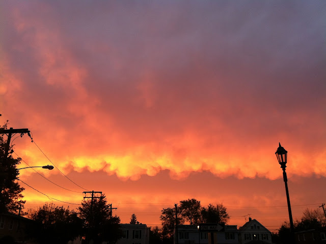 Sunrise-Over-Farmingdale-November-2011