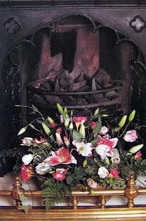 Arreglo Floral con Lirios y Canasta de Mimbre, Ideas Faciles para Decorar