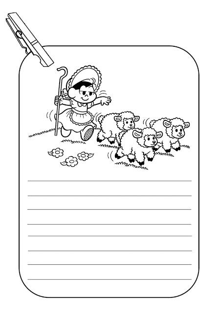 Produção de Texto A Pastorinha/ Contos de Fada