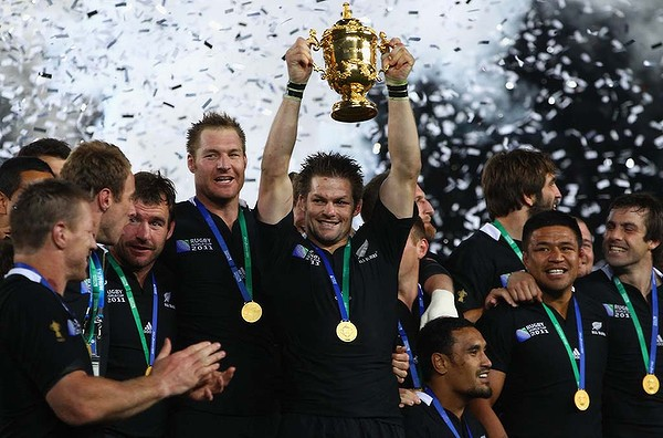 who won the rugby world cup