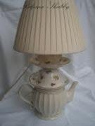 Tutorial - Romanticna stolna lampa
