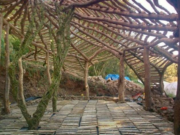 C mo construir tu propia casa hobbit taringa - Construir tu propia casa ...