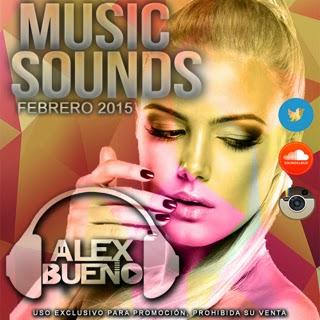 Music Sounds Febrero 2015 - AlexBueno