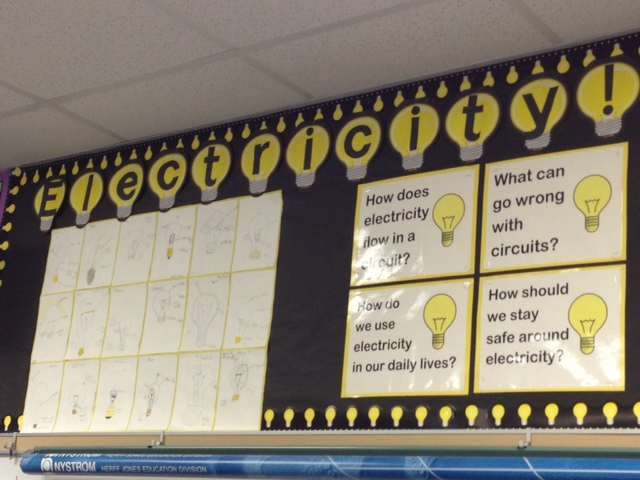 Electric Power Board : Classroom photos tips the teacher studio learning