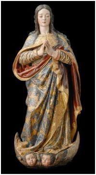 Inmaculada Juan de Mesa