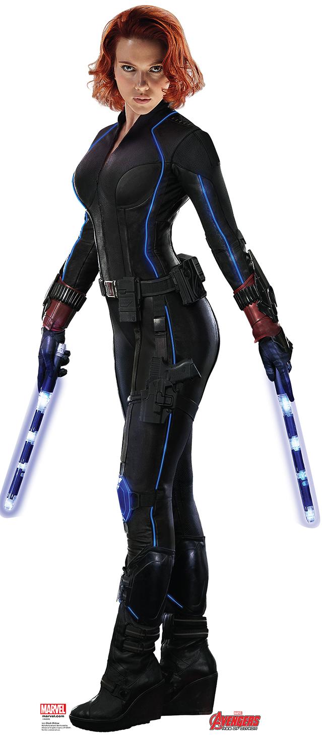 """Black Widow Marvel Avengers SNEAK PEEK: """"Aven..."""